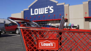 Lowes Credit Card - Lowe's sales surge, profit practically doubles